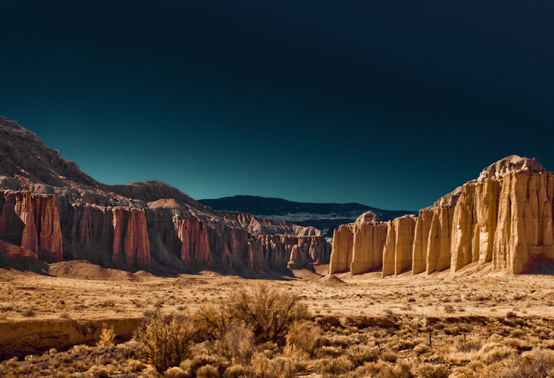 Cathedral Valley