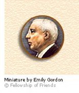 Ouspensky - miniature by Emily Gordon